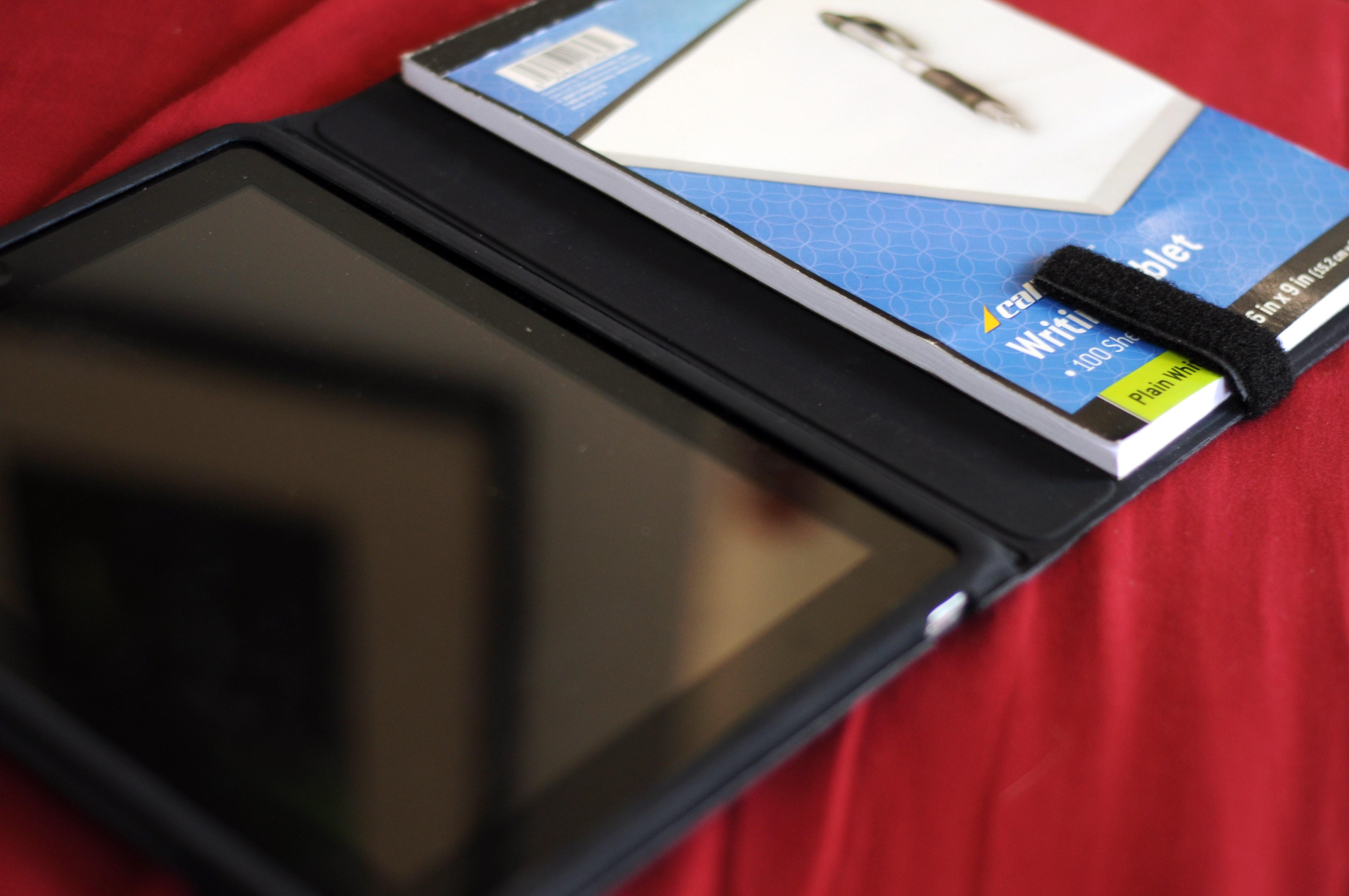DIY iPad / Writing Tablet Case   n a t h a n j u r g e n s o n